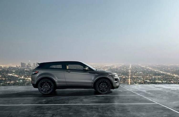 Range Rover Evoque Special Edition por Victoria Beckham