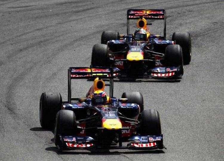 Red Bull - GP de Brasil 2011