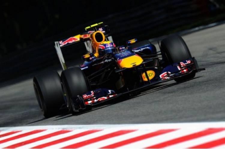 Red Bull - GP Italia 2010