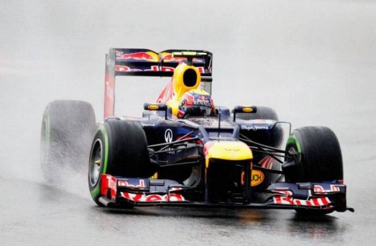 GP Malasia 2012 F1