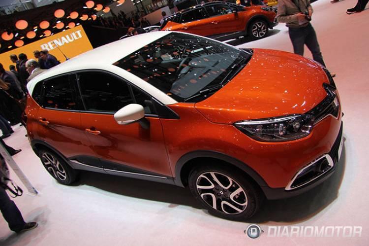 Renault Captur en Ginebra