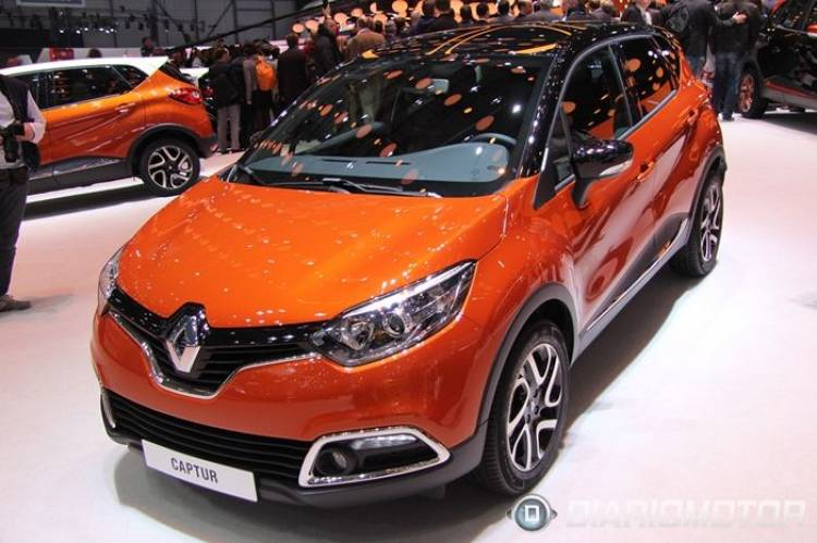 Renault Captur: el SUV con aroma a Clio en directo desde Ginebra