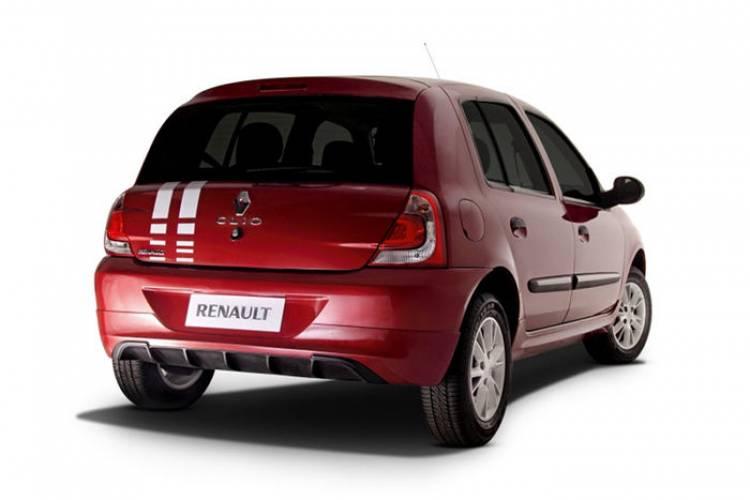 Renault Clio Mercosur