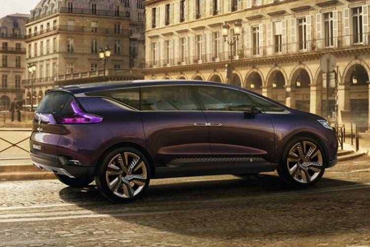 Renault Initiale Paris: primeras imágenes del nuevo concept de Renault