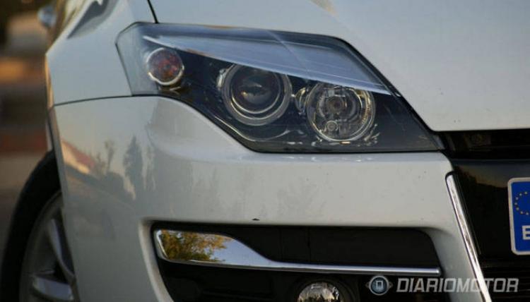 Renault Laguna 1.5 dci 110CV, a prueba