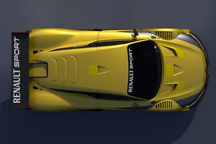 Renault Sport R.S. 01: 1.100 kg, un corazón de 500 cv heredado del GT-R y la temporada de 2015 por delante