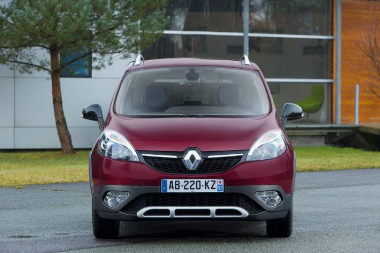 Renault Scénic y Grand Scénic 2013