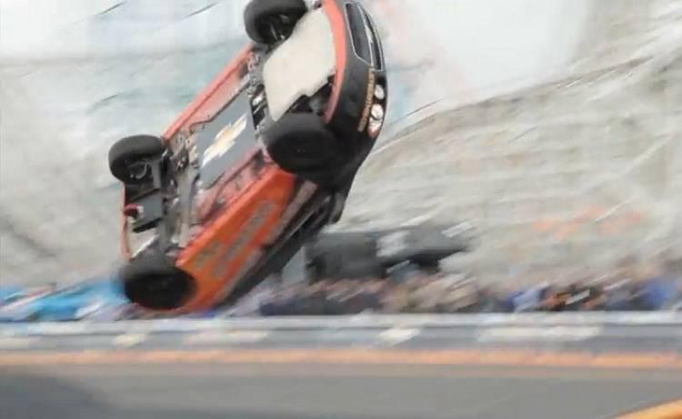Los saltos acrobáticos de Rob Dyrdek a bordo de un Chevrolet Sonic