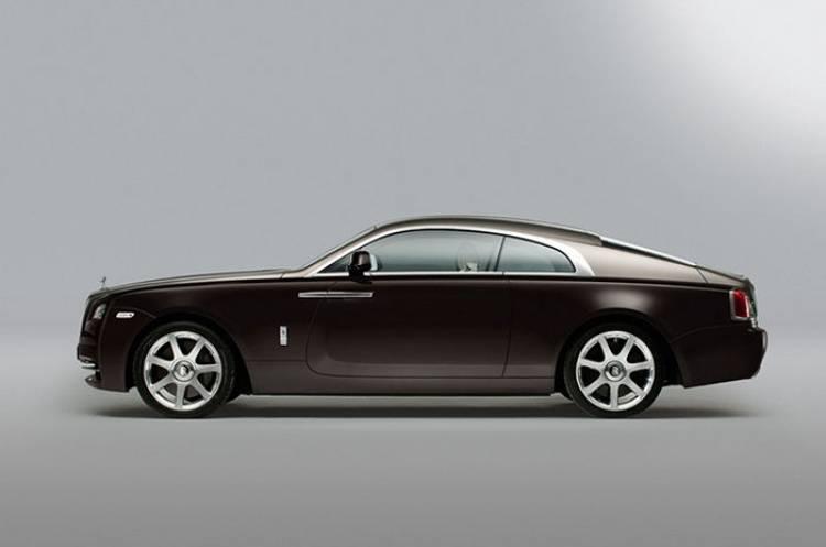Rolls-Royce Wraith: el lujo se hace coupé