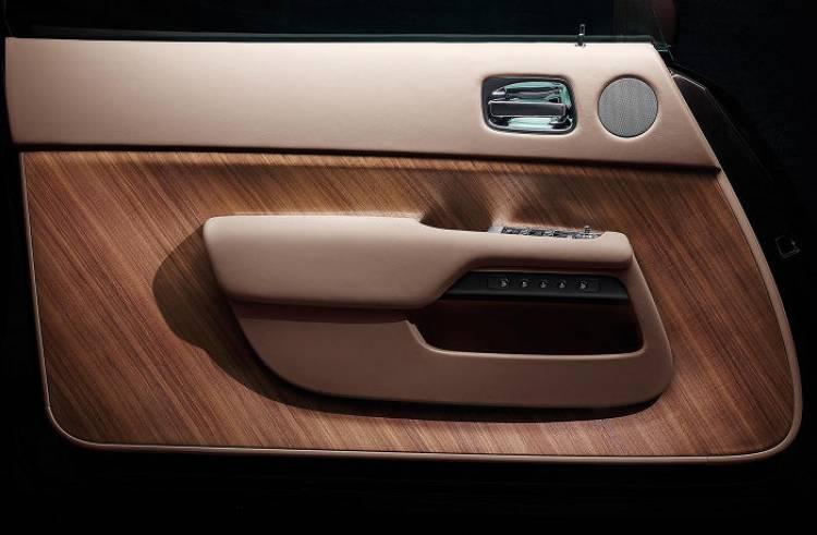 Rolls-Royce Wraith: desvelando algunos detalles de su interior