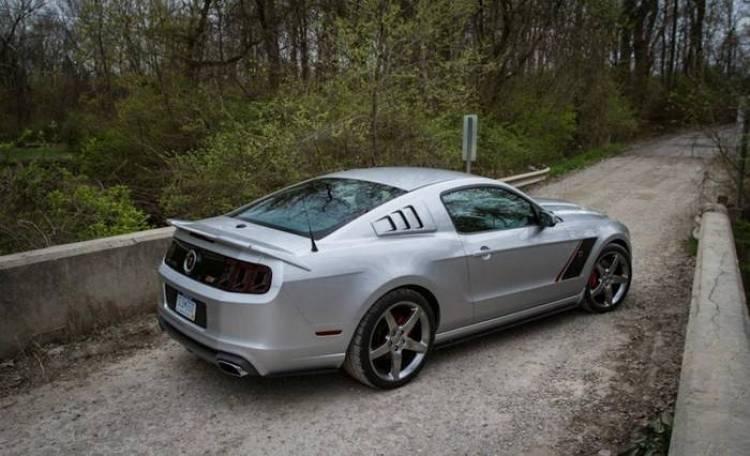 Roush Mustang 2013
