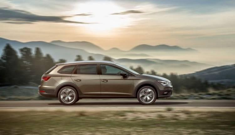 Galería de imágenes del SEAT León X-Perience 2015