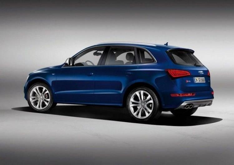 el Audi SQ5 contra el BMW X5 40d y los Mercedes GLK y ML 350