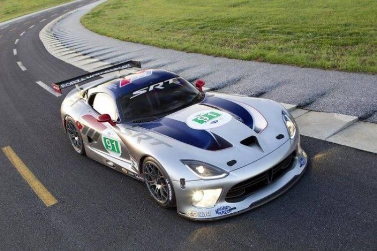 SRT Viper GTS-R 2013