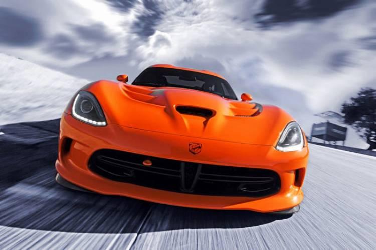 SRT Viper TA 2014: el Viper de circuito homologado para la calle