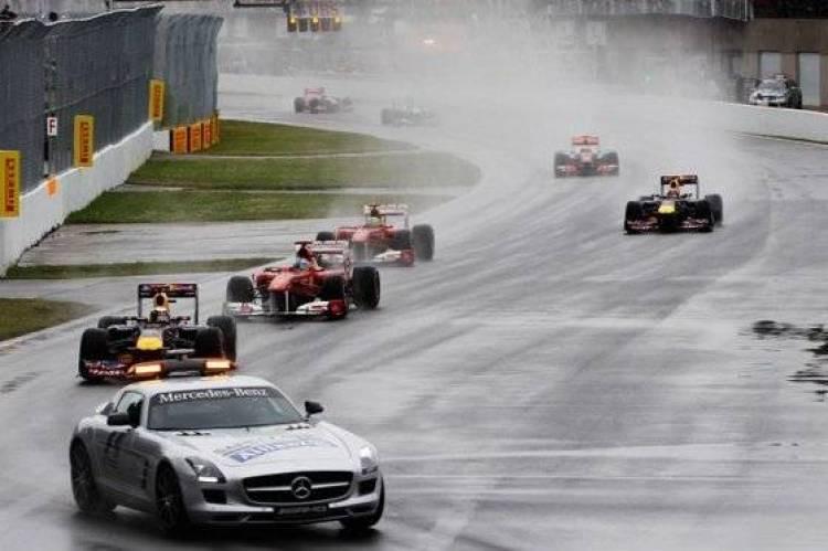 El Safety Car, protagonista en el GP de Canadá 2011