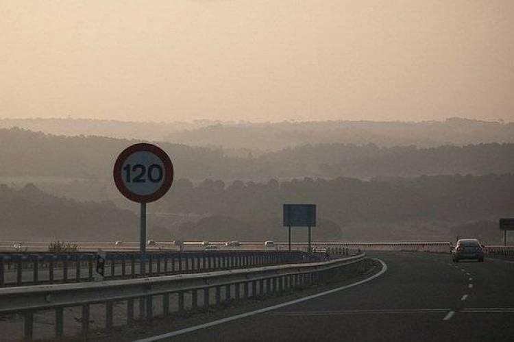 Vuelven los 120 Km/h en autopistas y autovías
