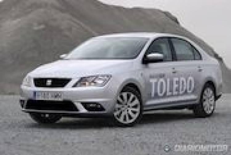 Presentación del Seat Toledo