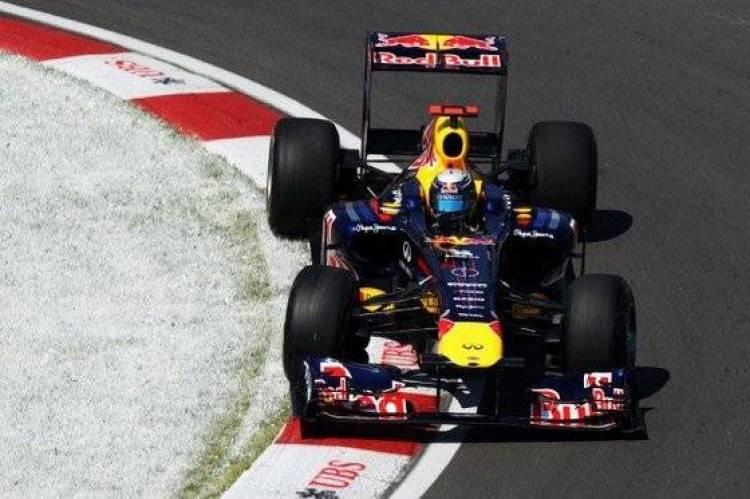 Sebastian Vettel (Red Bull) - GP Canadá 2011