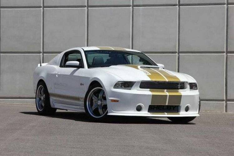 Shelby GT350 50th Anniversary Edition