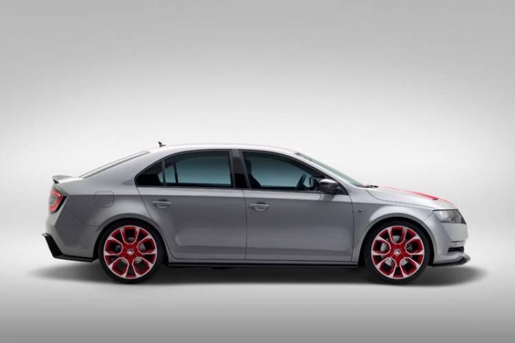 ¿Y si Skoda estuviera pensando en un Skoda Rapid coupé?