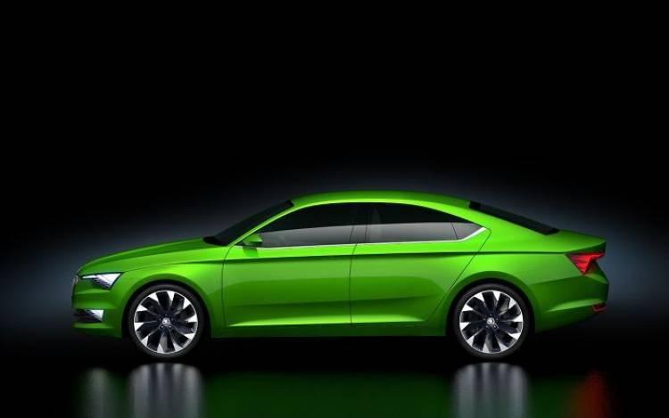 Skoda Superb: en 2016 una nueva generación, habrá una versión híbrida plug-in
