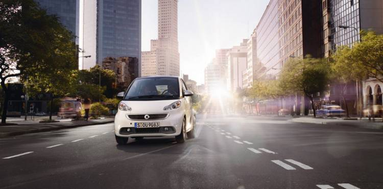 Smart Fortwo 2012 7