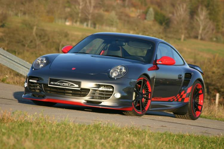 SpeedART Porsche 997 Turbo