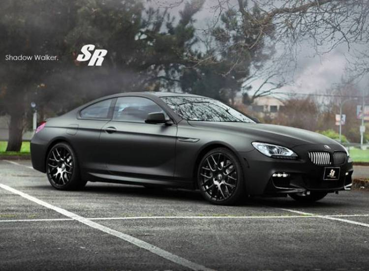 BMW 650i por SR Auto