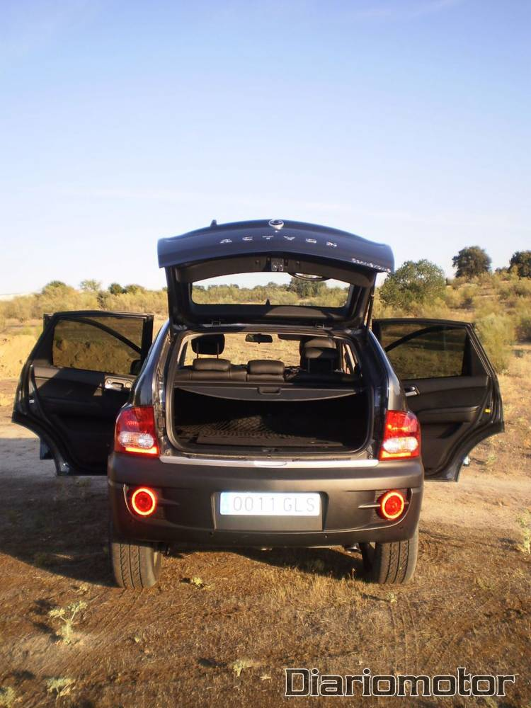 SsangYong Actyon 200XDi Limited Aut.