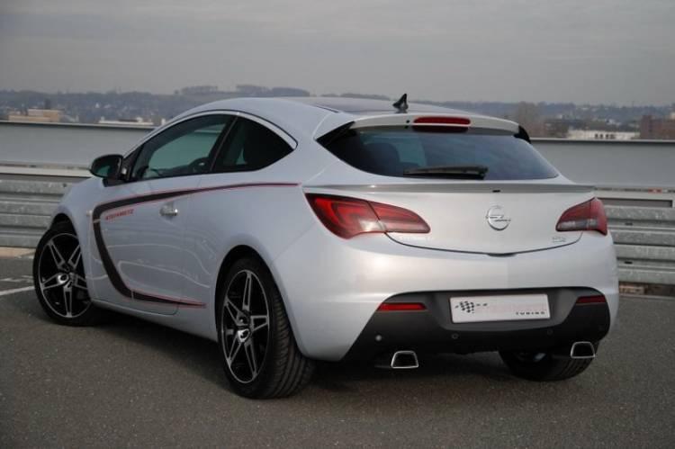 Opel Astra GTC 2012 por Steinmetz