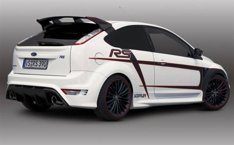 Ford Focus RS por Stoffler