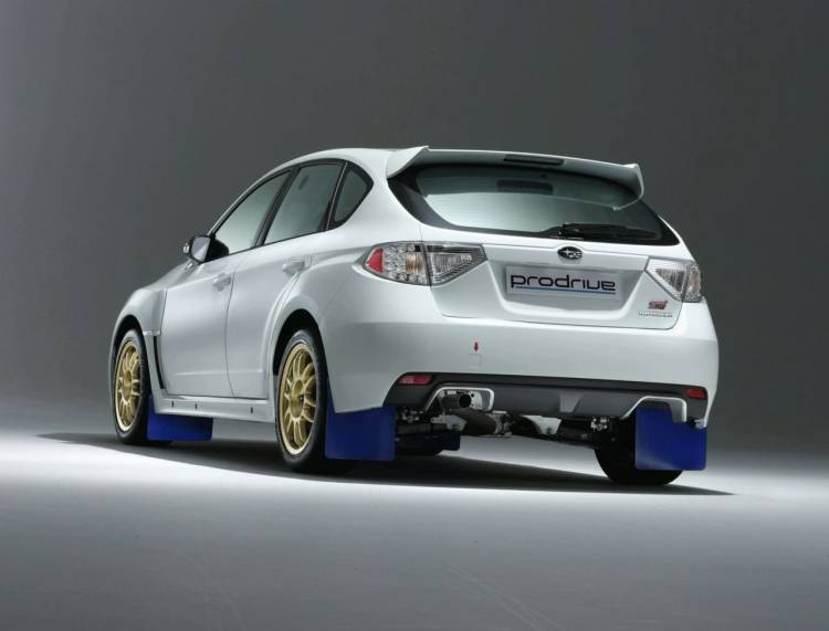 Subaru Impreza N2010-1