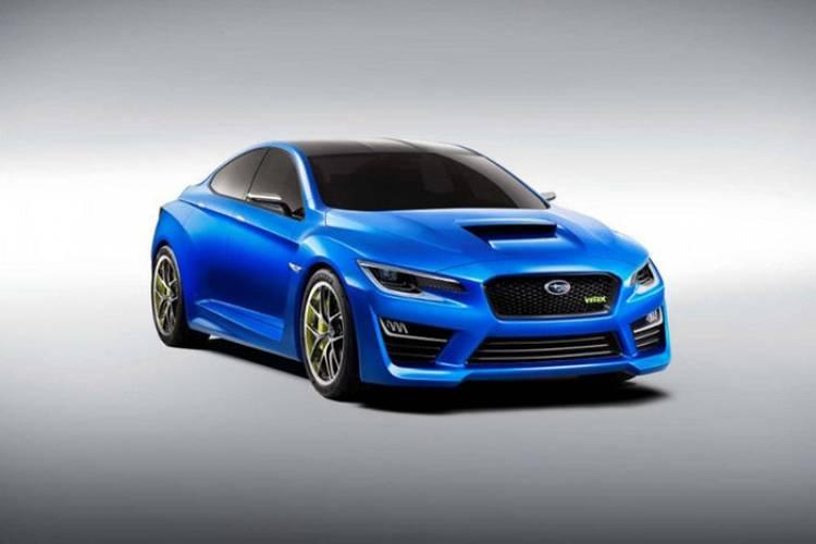 Subaru presentará en Detroit al nuevo Subaru WRX STI
