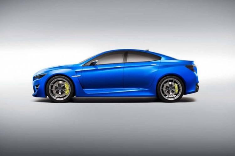 Subaru WRX: Subaru despliega su lado más radical en el Salón de Nueva York