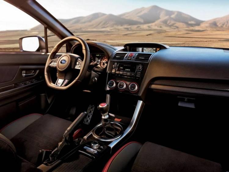 Subaru WRX STI, en España desde 44.900 euros