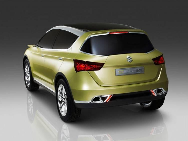 Suzuki también tendrá a final de año su SUV compacto