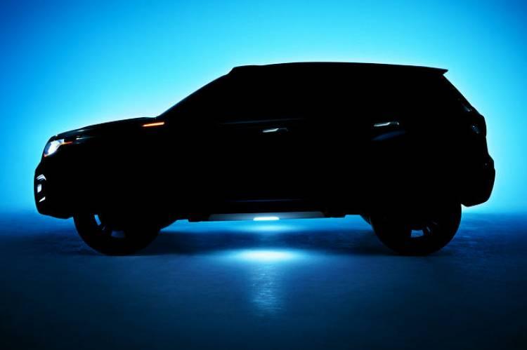 Suzuki iV-4: el nuevo SUV compacto conceptual que conoceremos en Frankfurt