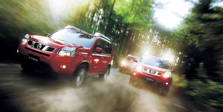 Nissan X-Trail 2010 para Japón