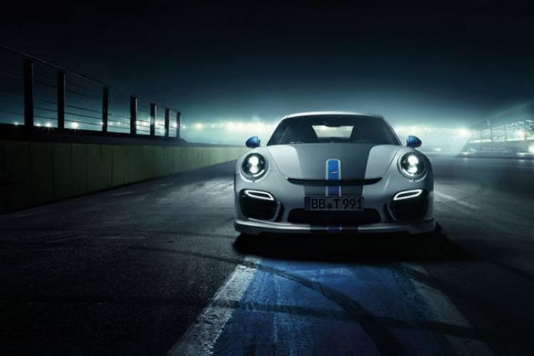 Porsche 911 Turbo: nuevo catálogo de accesorios de la mano de TechArt