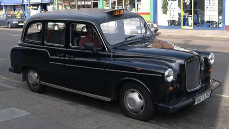 carrera de taxi más larga de la historia