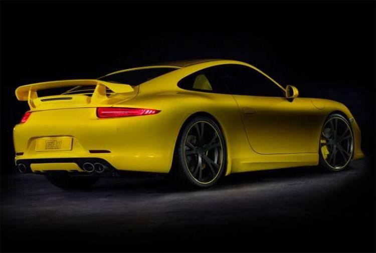 TechArt Porsche 911 2012