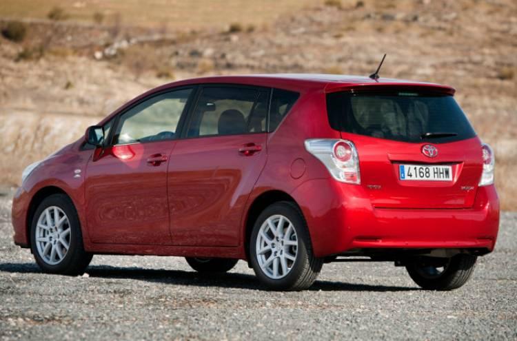 Toyota Verso 2012 2