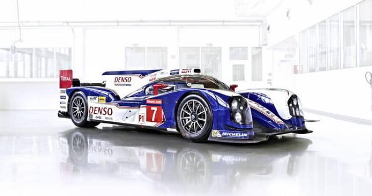 Toyota nos muestra en vídeo el desarrollo del TS030 Hybrid para Le Mans 2013