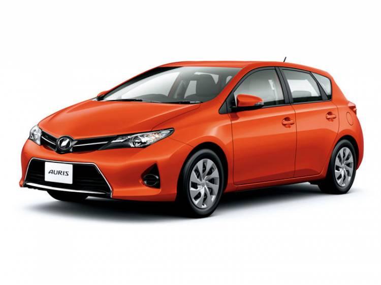 Toyota Auris JDM