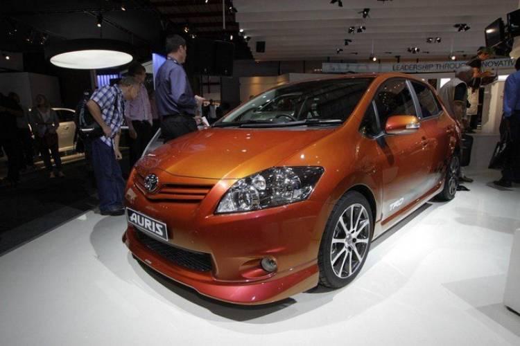 Toyota Auris TRD