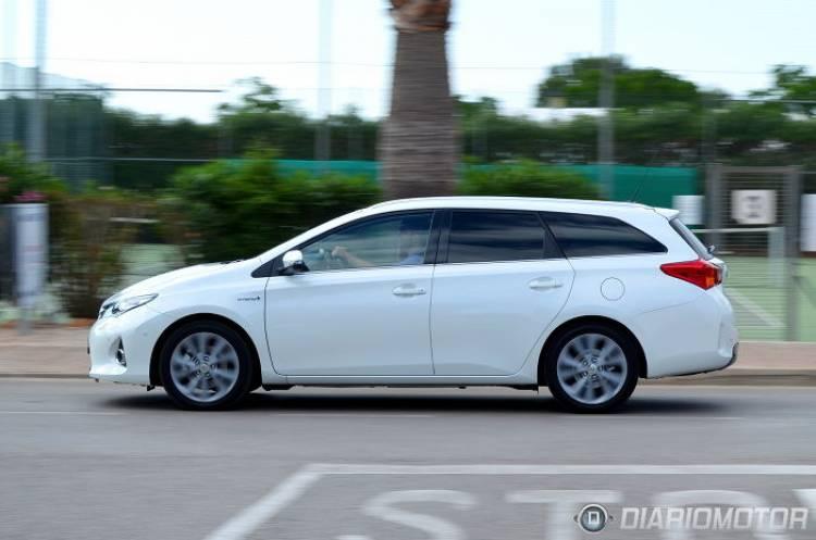 Toyota Auris Touring Sports, presentación y prueba en Mallorca