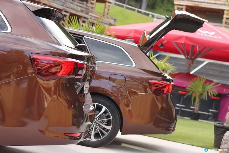 Toyota Avensis 2015