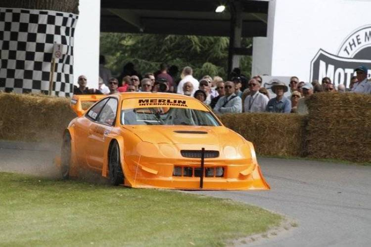 Toyota Celica 800 CV en Goodwood 2011