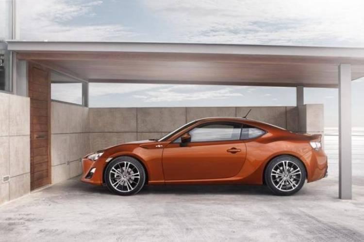 Toyota GT 86: ahora desde 26.200 euros